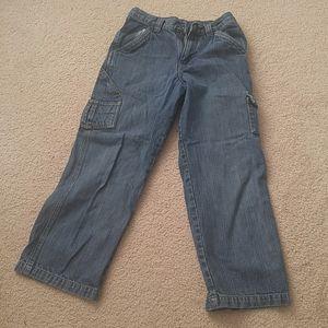 Wrangler Boys Carpenter Jeans